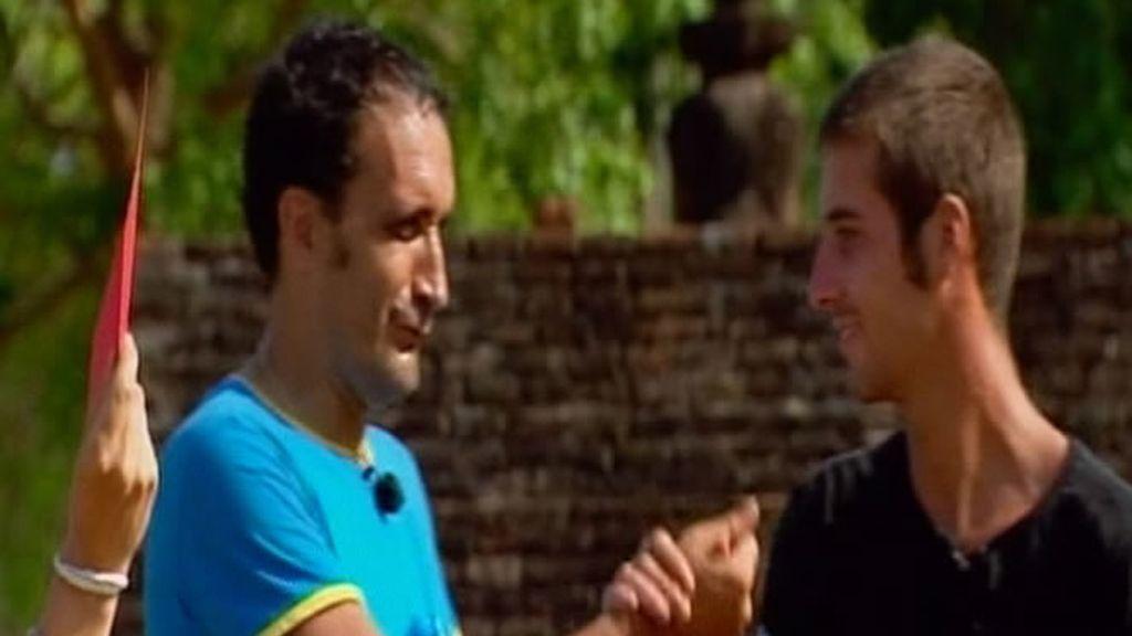 Javier e Hilario