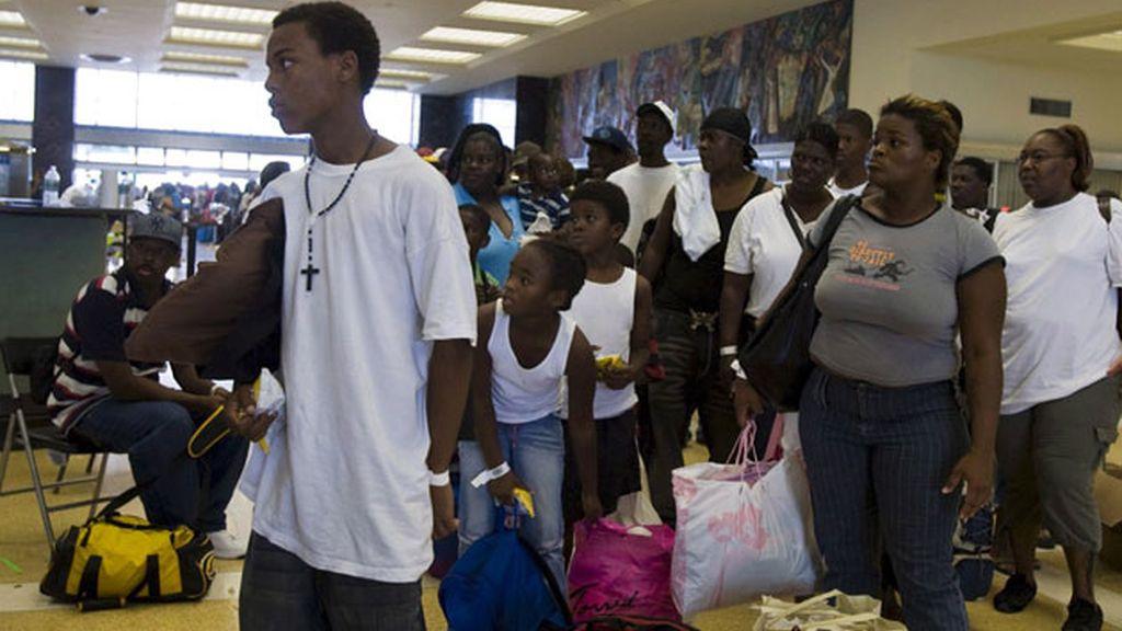 Plan de evacuación para Nueva Orleans