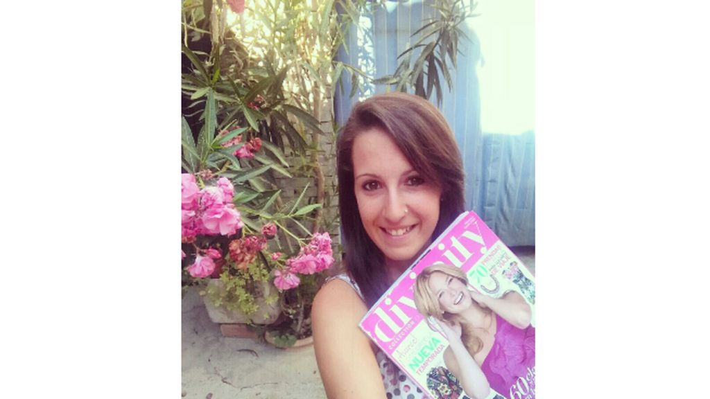 La foto de Gema María (Ciudad Real) para el concurso 'Envíanos tu selfie con la Revista Divinity'