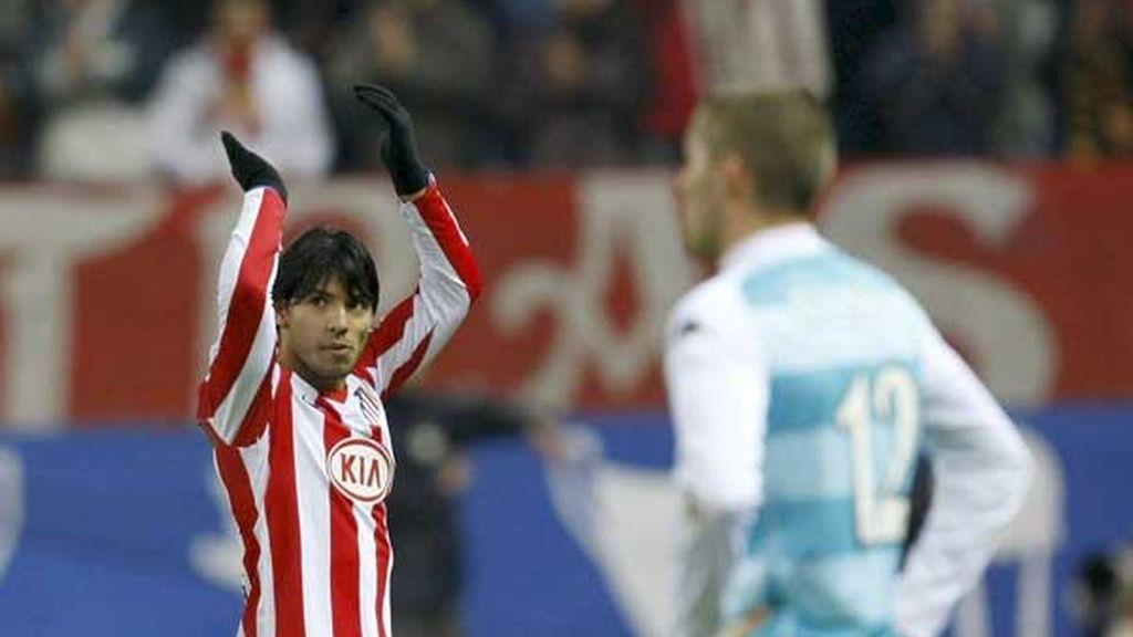 2-3. El Atlético suma quince partidos invicto y hunde al Espanyol