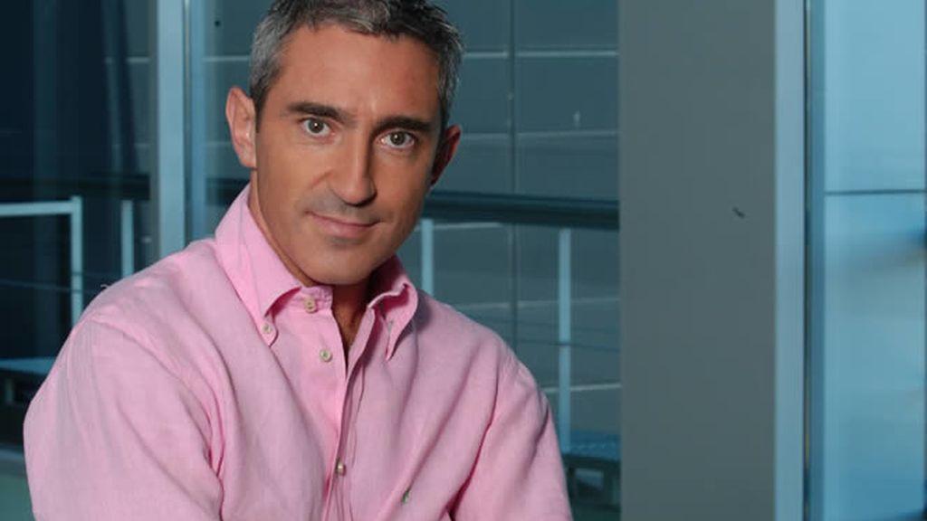 Jon Sistiaga, reportero de Cuatro