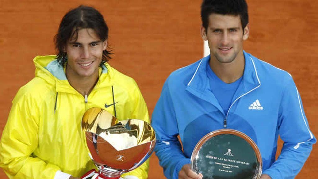 Nadal desplegó su mejor tenis frente Novak Djokovic