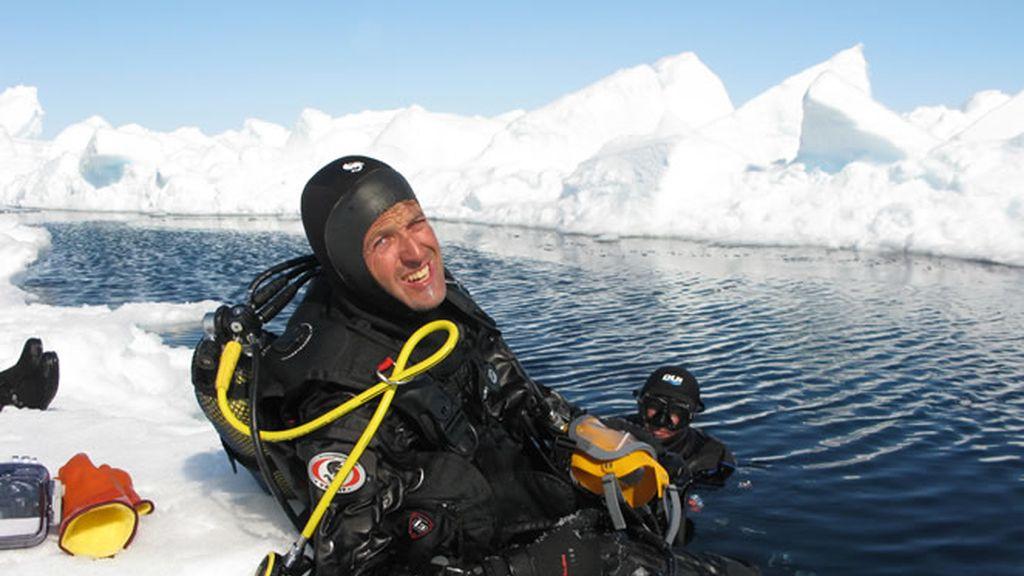 Buceo Ártico