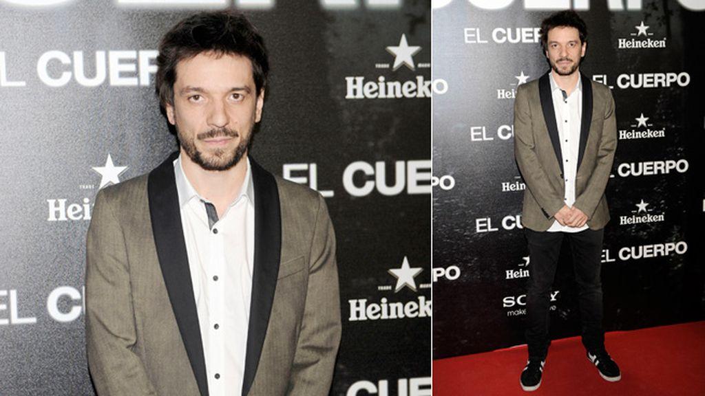 Oriol Paulo dice que escribió el film pensando en Belén Rueda, con quien ya trabajó en 'Los ojos de Julia'
