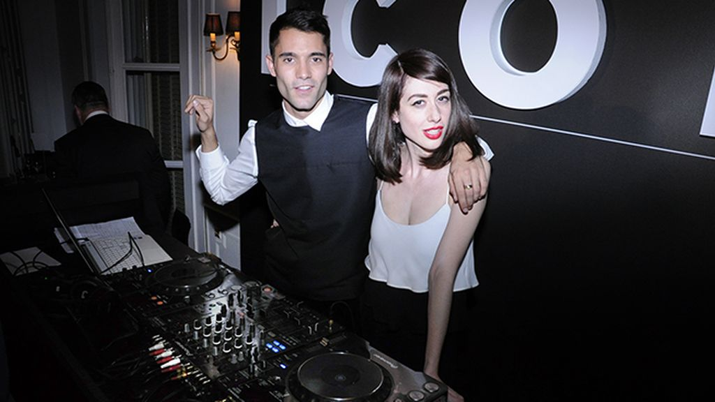 Dj´s de lujo para el fiestón de Icon: Marco Llorente y Natalia Ferviú