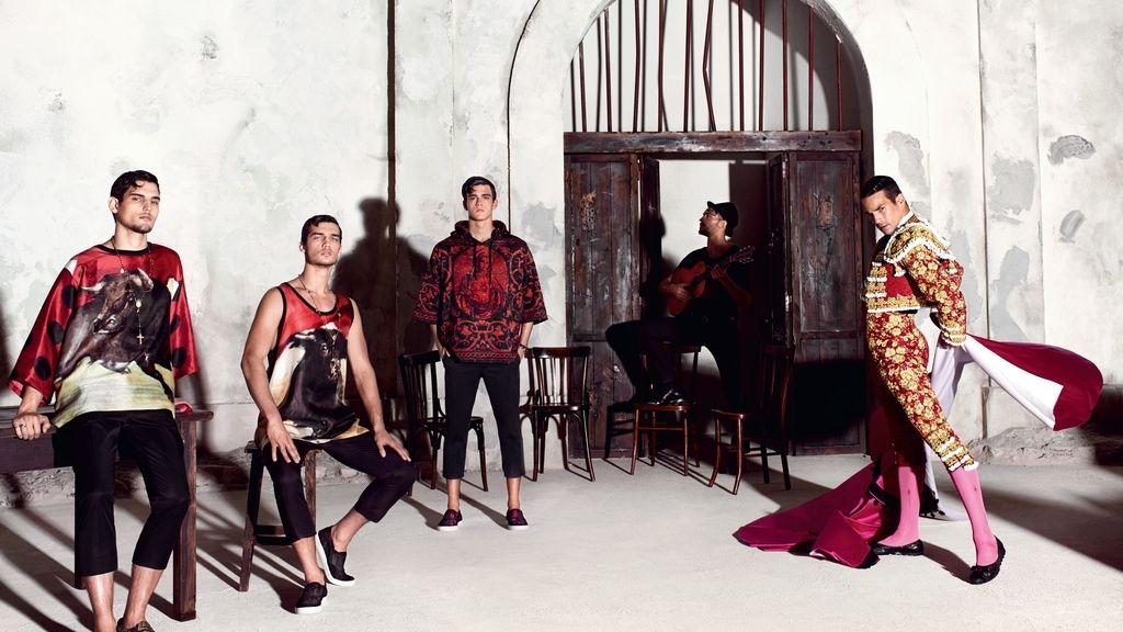 José María Manzanares, el fichaje taurino de Dolce Gabbana