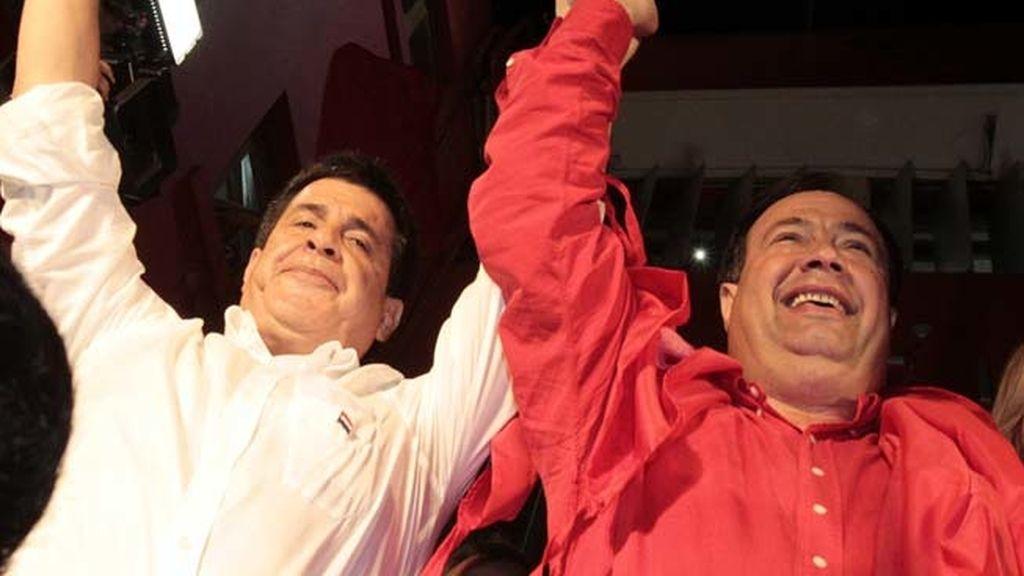 El Partido Colorado gana las elecciones en Paraguay