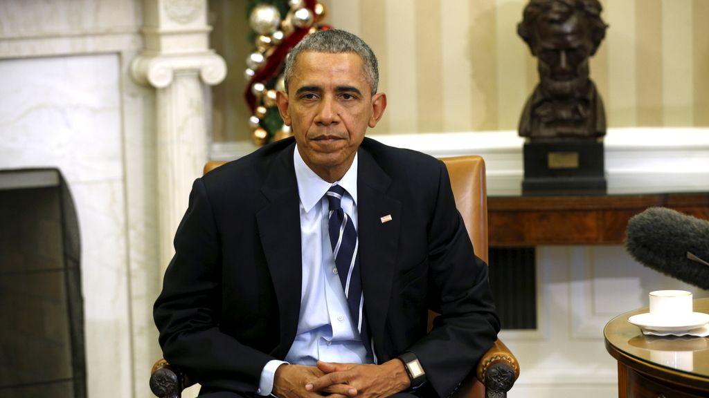Obama habla sobre el tiroteo en San Bernardino