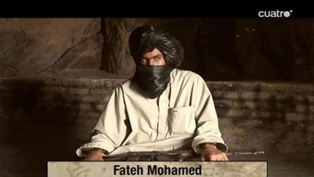 Entrevista exclusiva a Fateh Mohamed, líder y comandante talibán