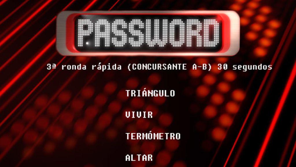 Juego Password 1