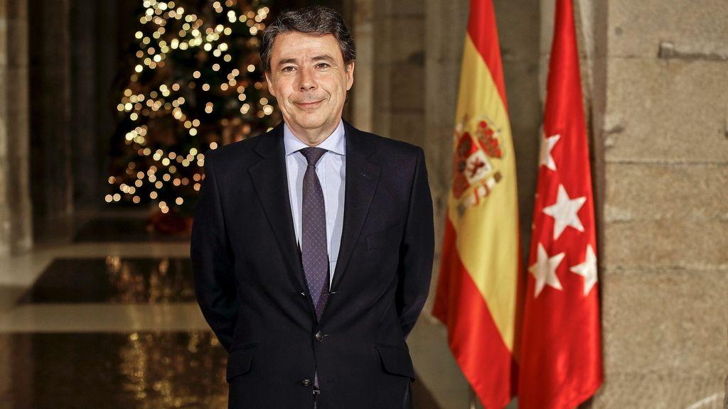 Discurso de Año Nuevo del presidente de la Comunidad de Madrid, Ignacio González