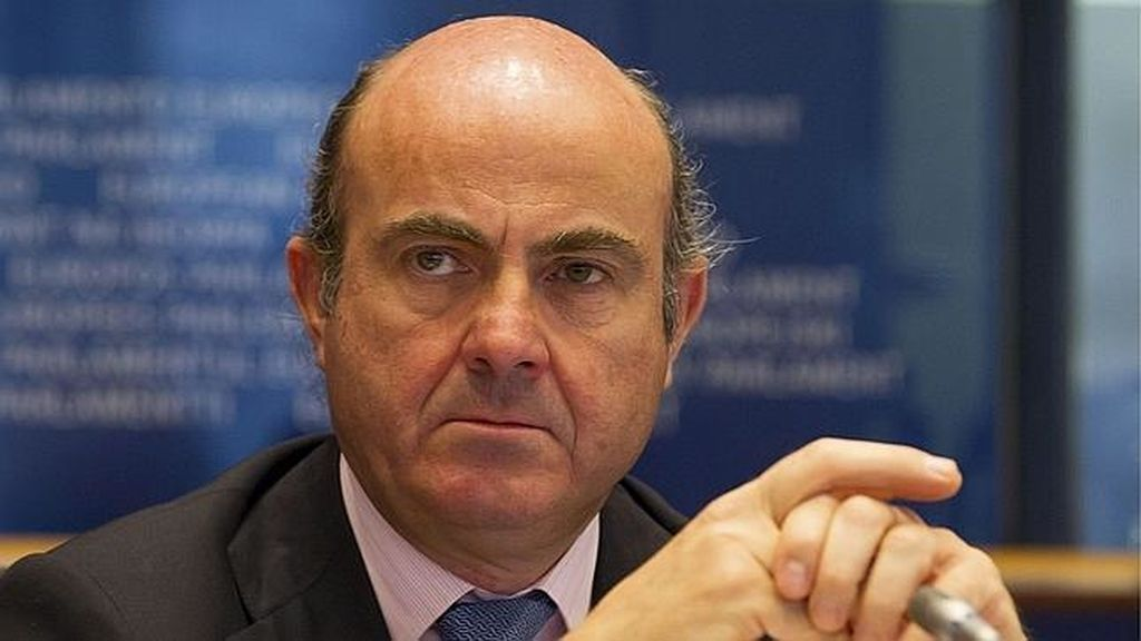 Ministro de Economía y Competitividad, Luis de Guindos (EFE)