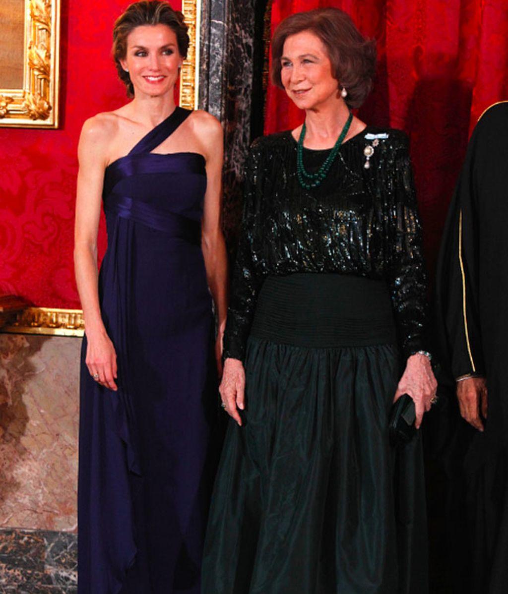 Los looks del España-Catar diplomático