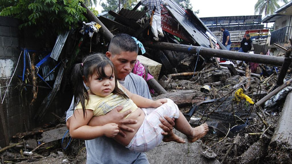 Mueren 124 personas en las inundaciones causadas por el huracán Ida