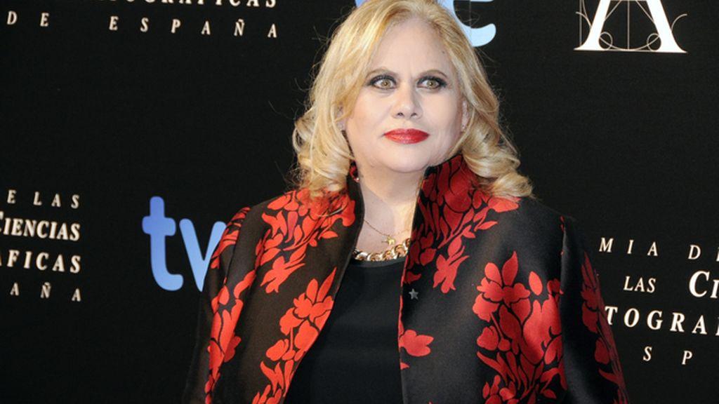 """Carmina Barrios, exultante nominada a mejor actriz revelación por """"Carmina o revienta"""""""