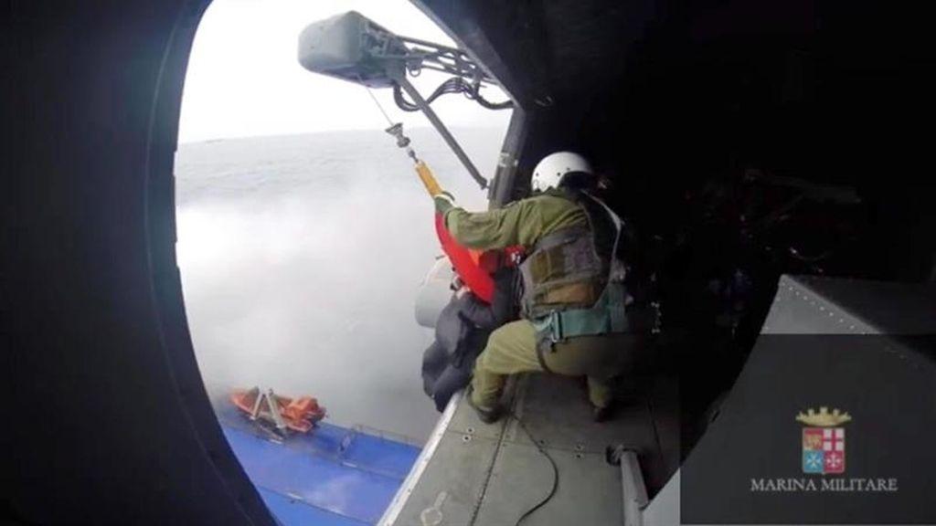 Las malas condiciones del tiempo dificultan el rescate