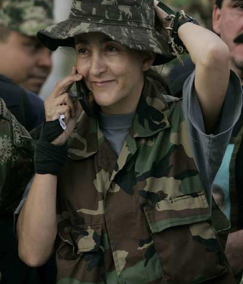 El rescate de Ingrid Betancourt