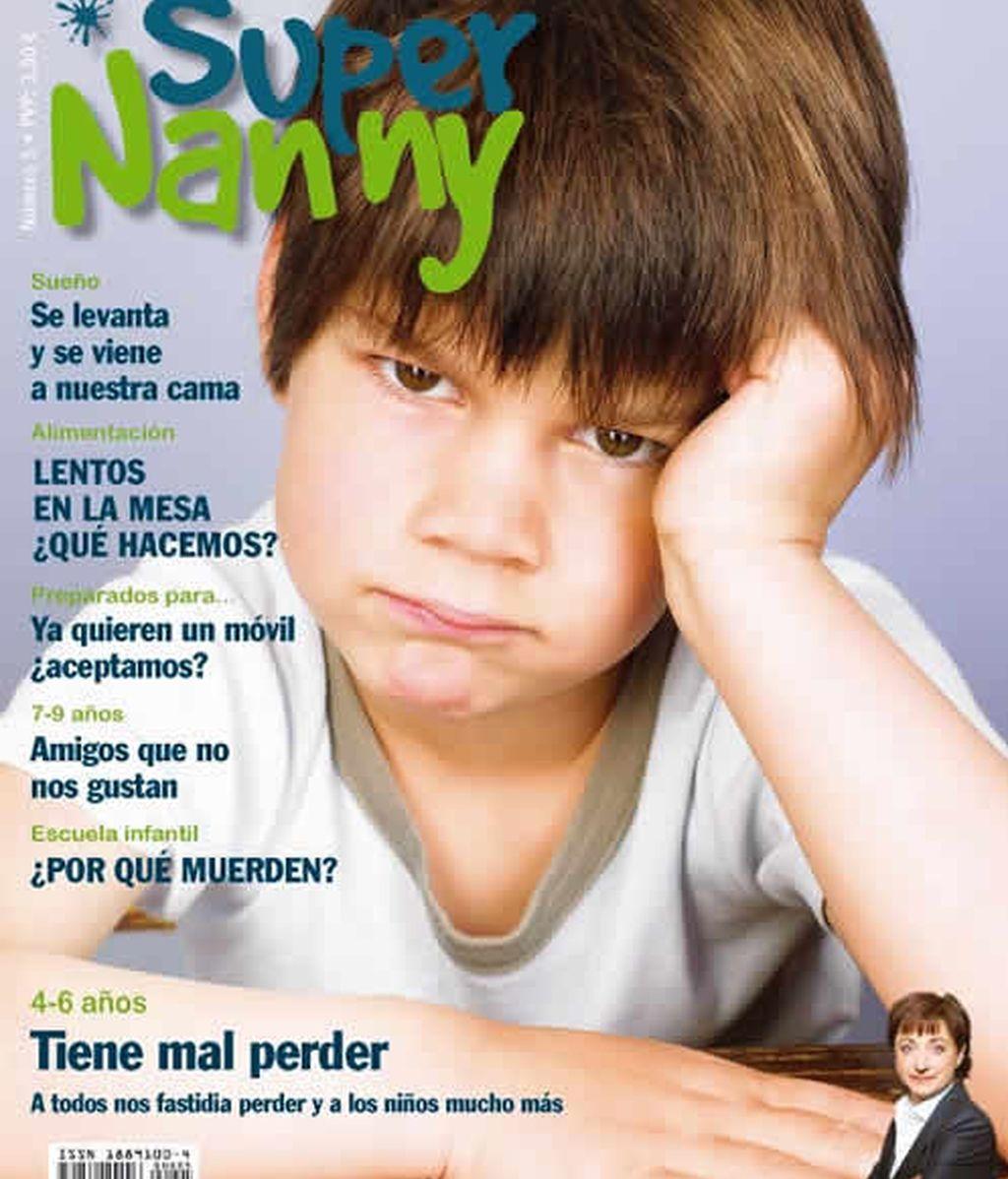 Revista número 5 de Supernanny