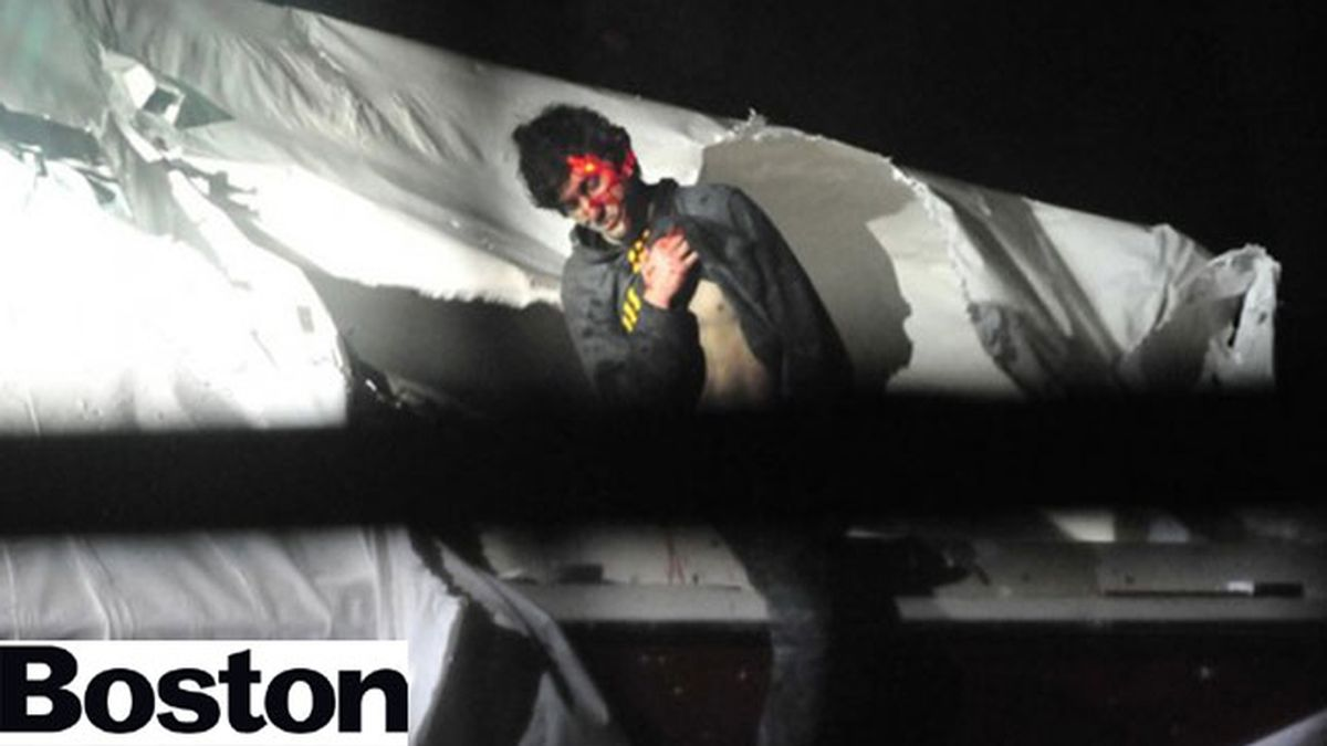 Dzhokhar Tsarnaev,polémica,fotos,atentado de Massachusetts,ataque maratón de Massachusetts