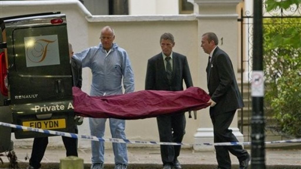 Hoy se practicará la autopsia a la cantante FOTO: AP
