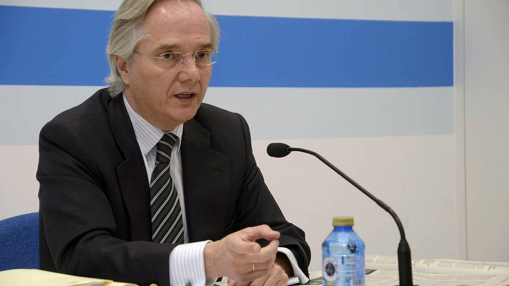 Pedro Gómez de la Serna, diputado del PP por Segovia, salpicado por un caso de corrupción