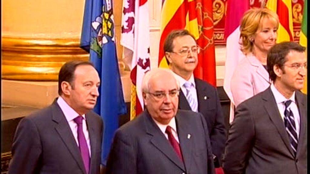 Presidentes de CCAA