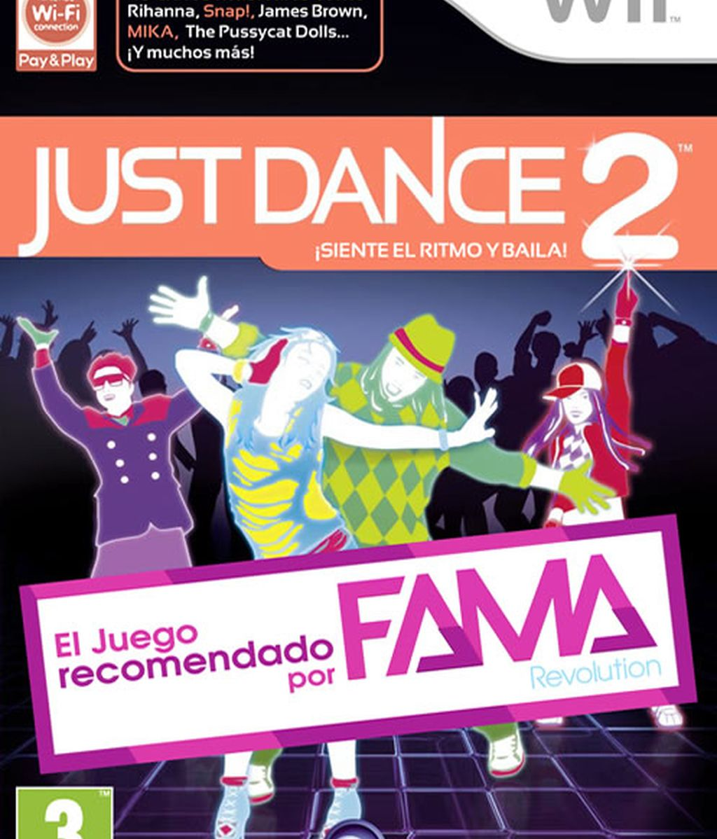 """Demuestra tu estilo y consigue el videojuego de """"Just Dance 2"""""""