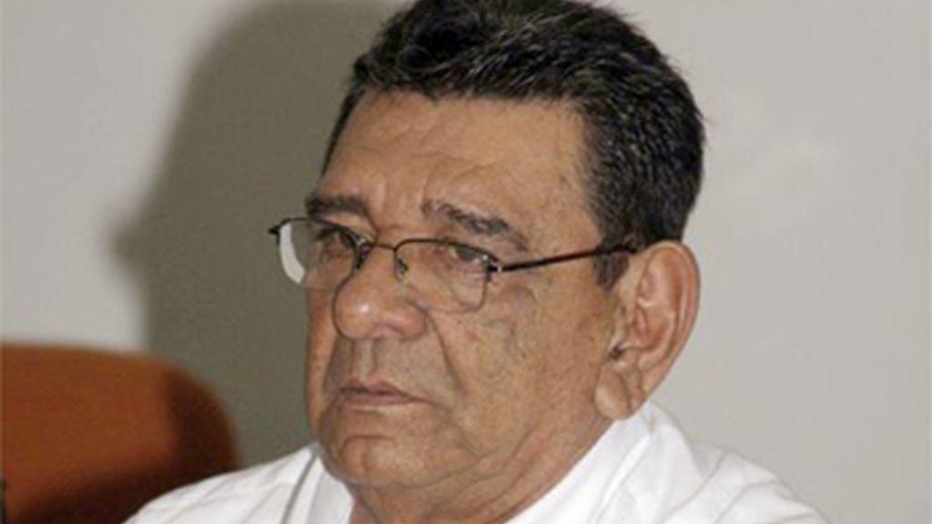 El gobernador colombiano asesinado, Luis Francisco Cuéllar