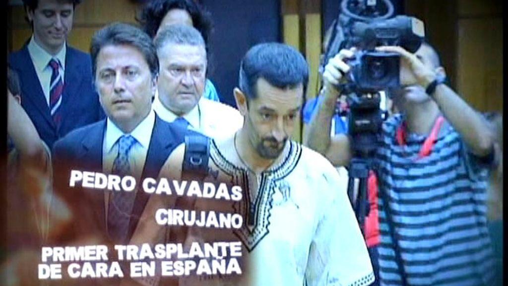 Pedro Cavadas, el cirujano