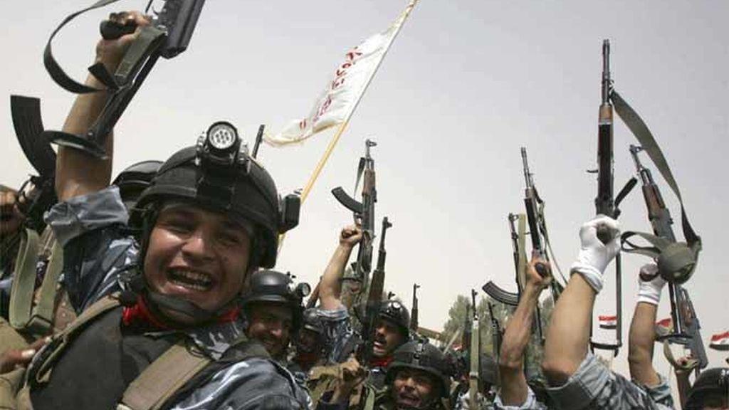 Policia de Irak