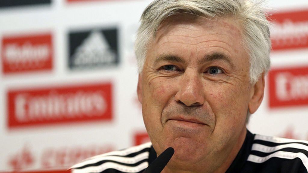 """Ancelotti: """"La alineación que voy a poner mañana no es para señalar a nadie"""""""