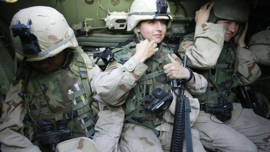 Las mujeres podrán acceder a todos los puestos en el ejército de Estados Unidos