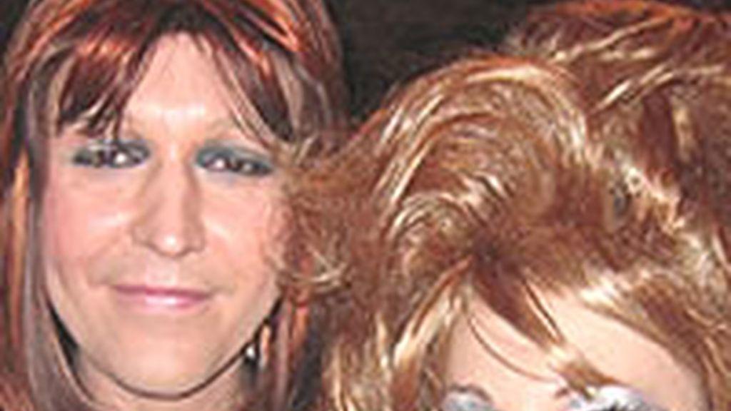 Esposas travestis