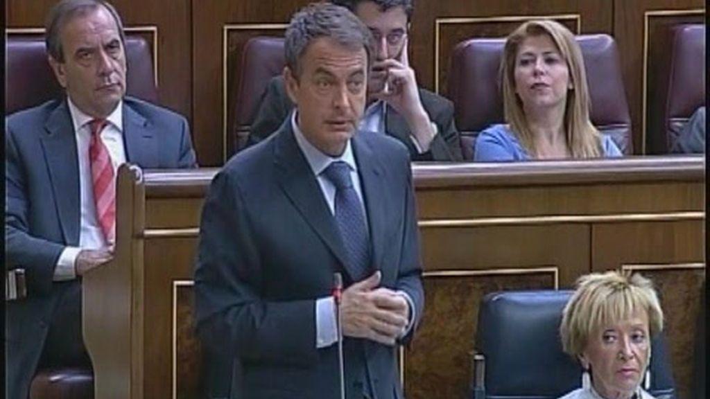 Zapatero pedirá nuevos esfuerzos a los ciudadanos