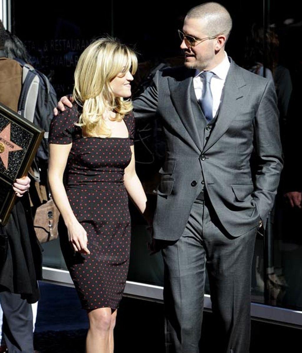 Reese Witherspoon también se casa en 2011
