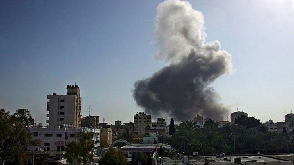 SEGUNDO DÍAS DE ATAQUES A GAZA