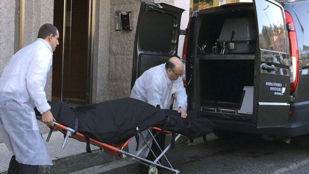 Detenido un hombre por acuchillar y matar una persona en Pontecaldelas