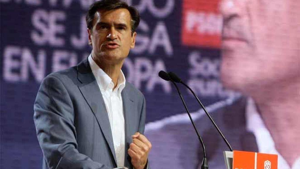 López Aguilar, en campaña