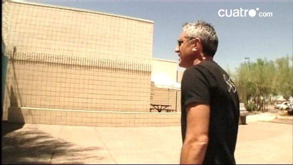 Arizona Ilegal. Cárcel del Condado de Maricopa