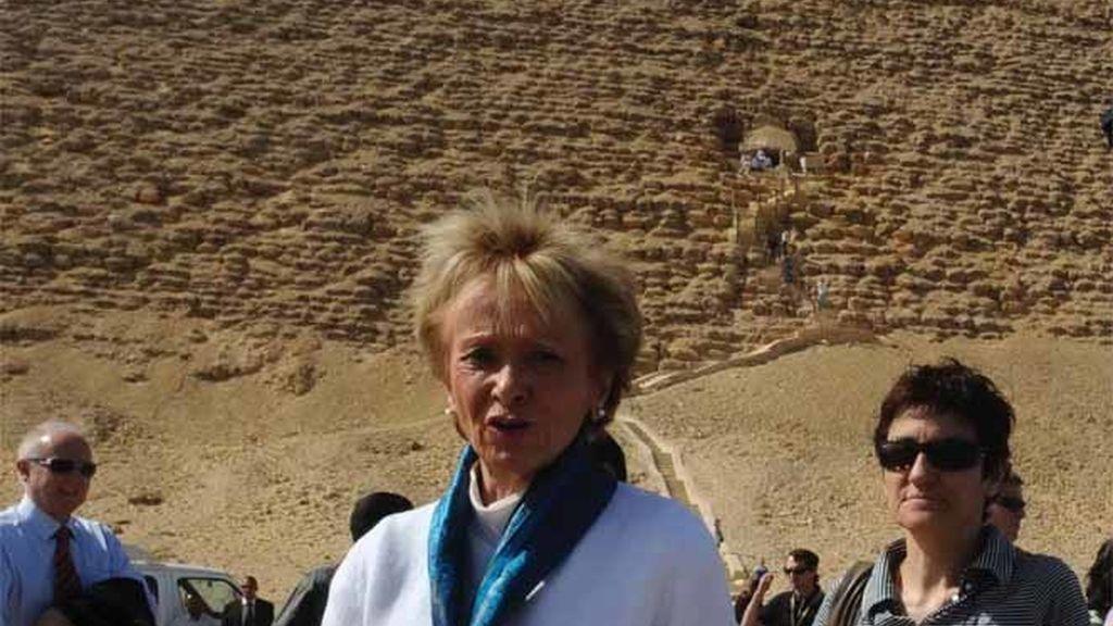 De la Vega en Egipto
