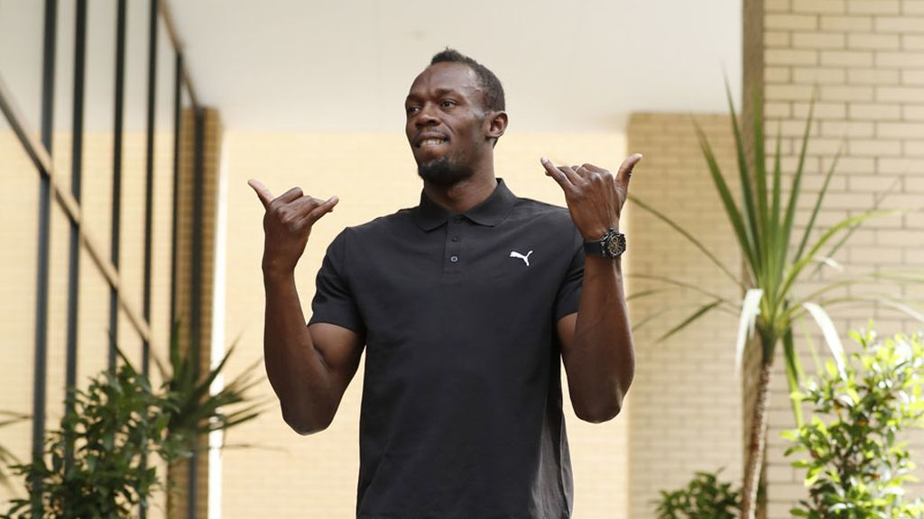 Usain Bolt critica el dopaje ruso (21/07/2016)