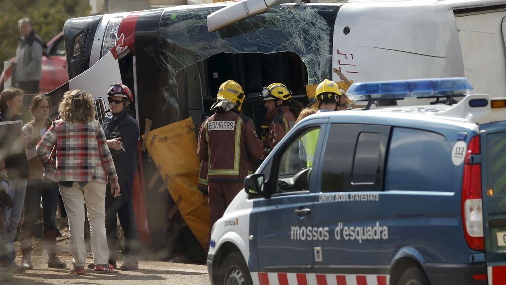 14 muertos y numerosos heridos