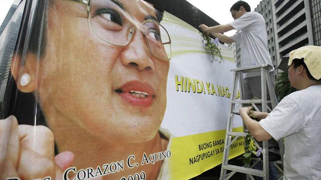 Muere Corazón Aquino, la primera mujer que gobernó en Filipinas