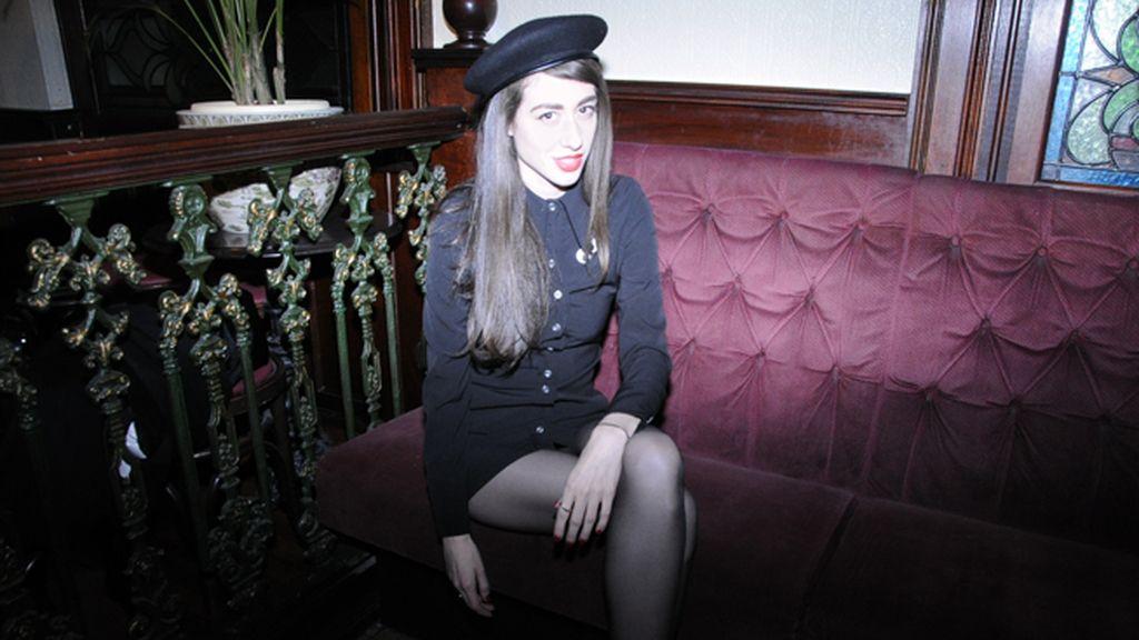 La dj y estilista Natalia Ferviú