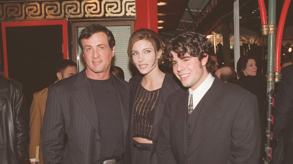 El primogénito de Stallone