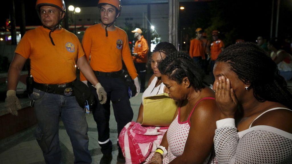 El país decreta el estado de emergencia