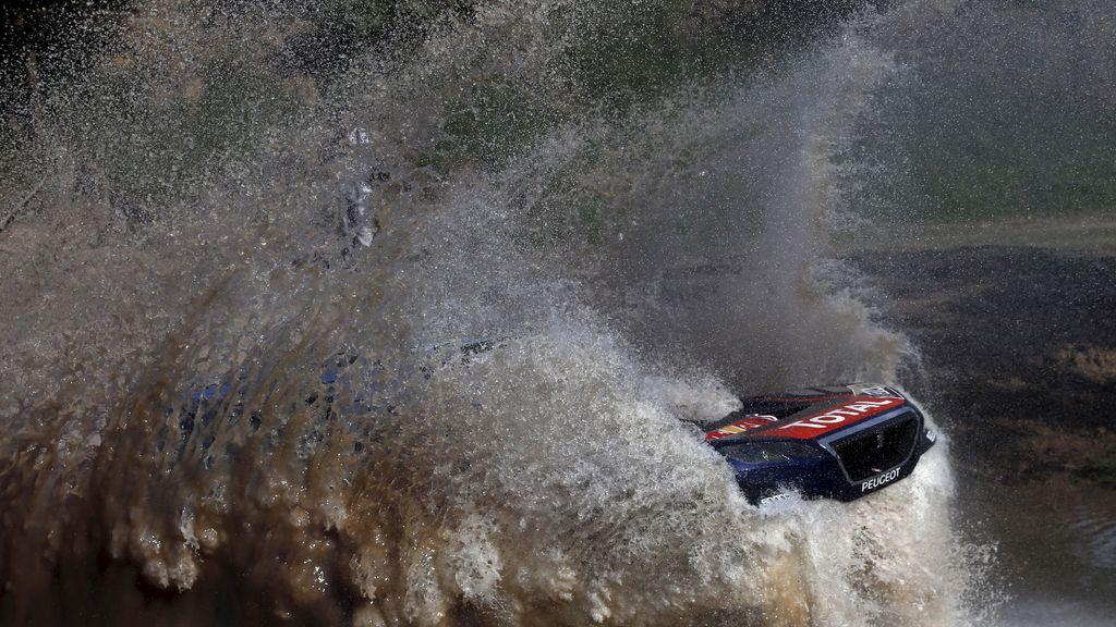 La primera etapa del Dakar, cancelada por motivos de seguridad