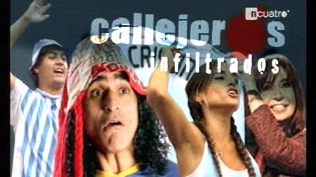 Callejeros infiltrados en la fiesta argentina
