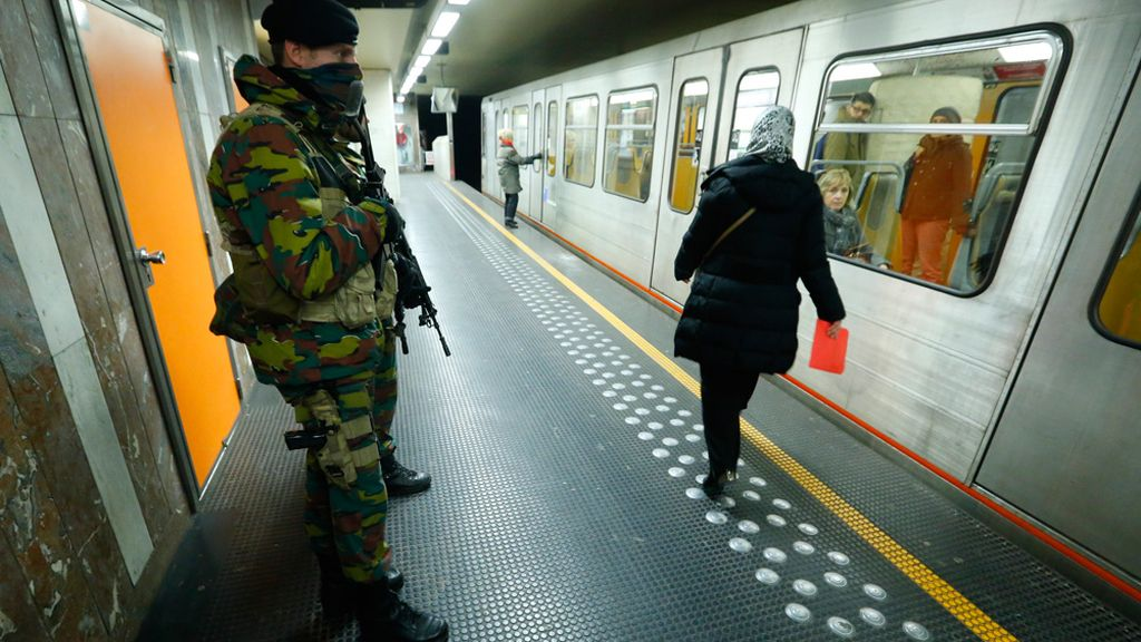 Bruselas vuelve a la normalidad
