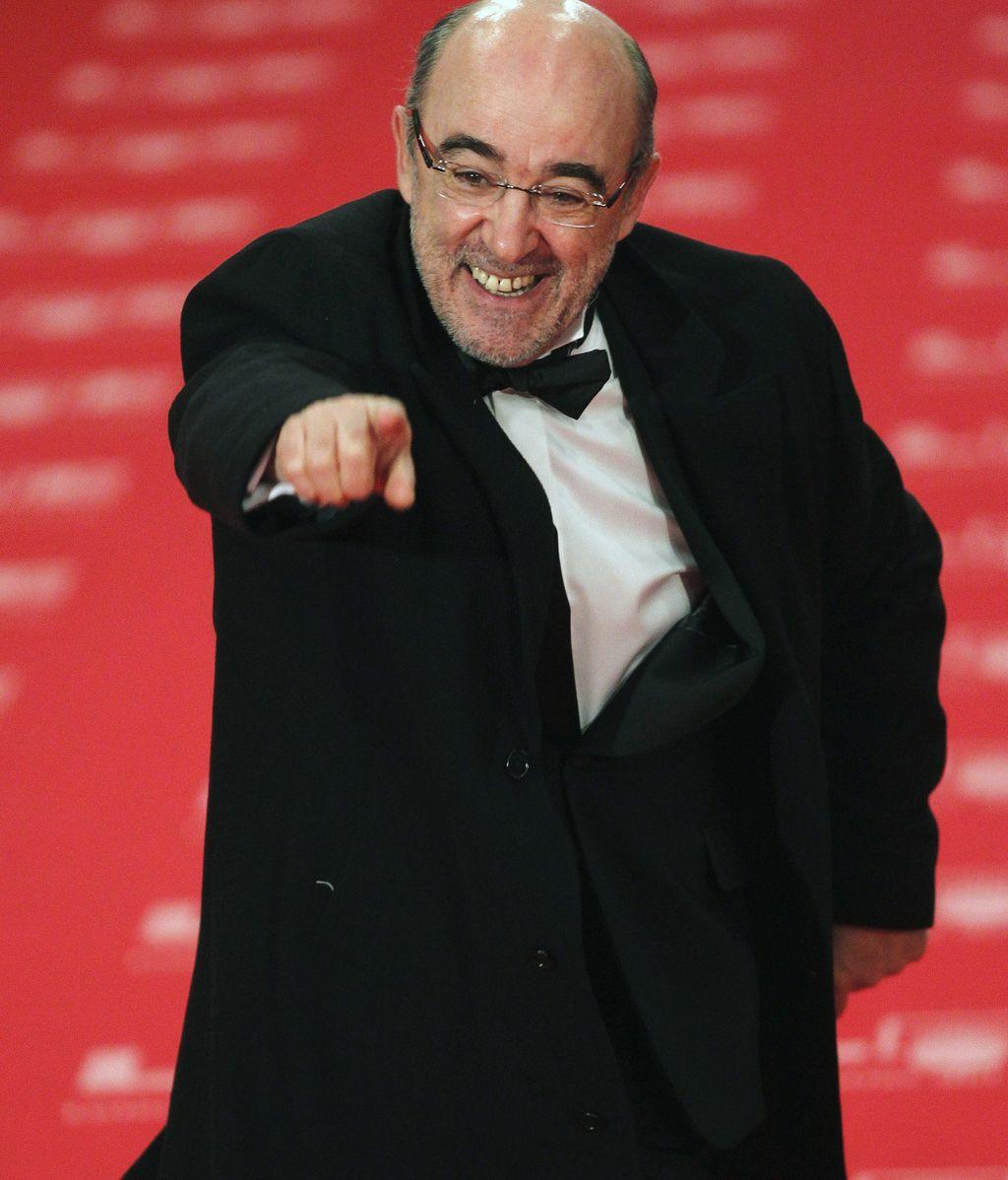 Nominado en tres ocasiones a los Premios Goya